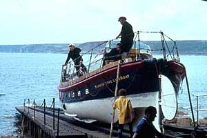 sennen cove lifeboat photo gallery susan ashley