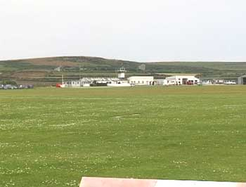 Lands End Airport